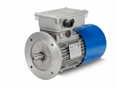 TBS Series Braked Motors